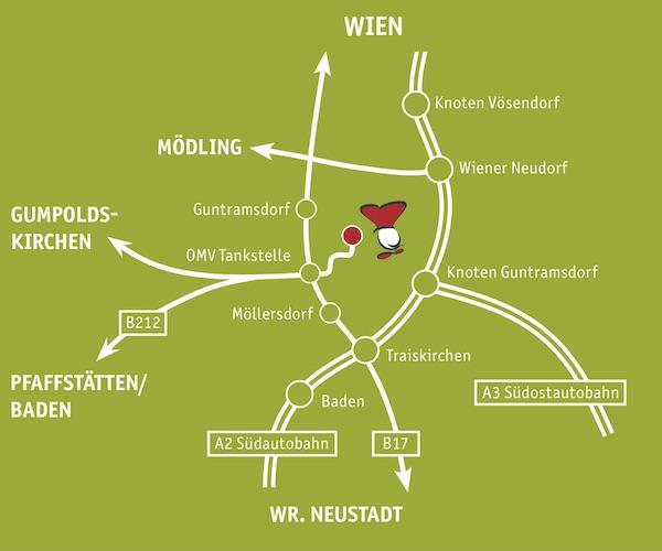 Lageplan Holzinger