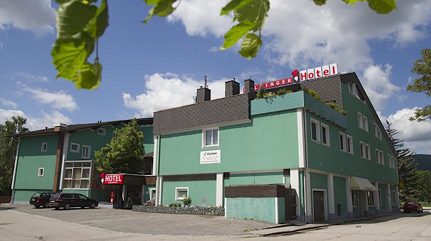 Gastwirtschaft-Hotel-Holzinger-Möllersdorf bei Traiskirchen